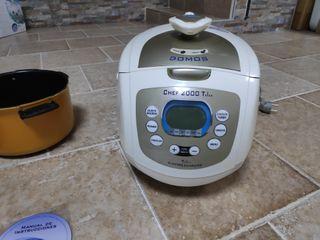 Chef 2000 Turbo Inteligente DOMOS
