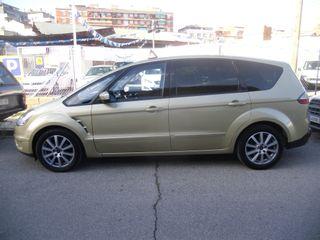Ford S-MAX 2007.LA MEJOR 7 PLAZAS.COMO NUEVA.