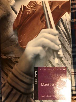 Libro , Maestro