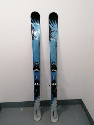 Esquís Freeride Salomón Pocket Rocket