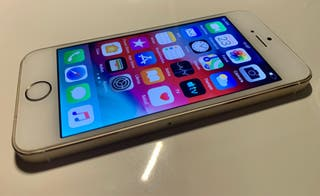 iPhone 5s LIBRE blanco dorado 16gb
