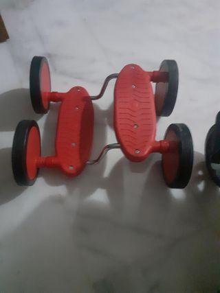 patin para pedalear 10€