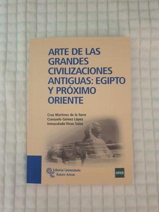 Pack 2 libros UNED HISTORIA DEL ARTE