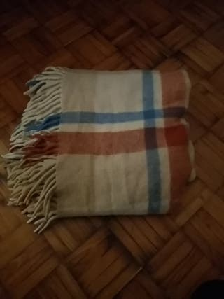 manta para sofa
