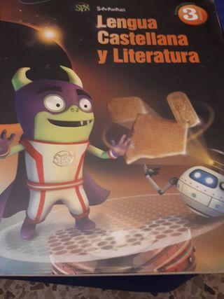 Lengua castellana y literatura 3 primaria