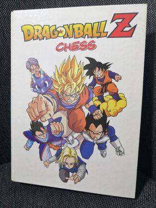 Dragon Ball Z Chess Archivador completo personajes