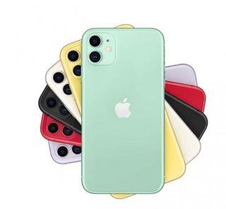 iPhone 11 64 GB Verde Menta + Facturas
