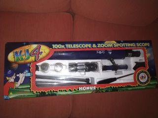 telescopio konus