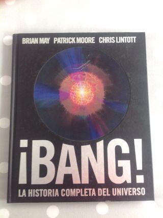 "Libro ""¡BANG! La Historia del Universo!"