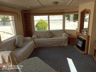 Preciosa casa movil ideal para vivir en tu huerto