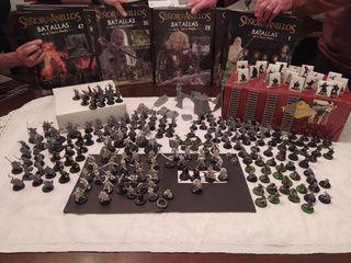 Figuras Warhammer El Señor de Los Anillos