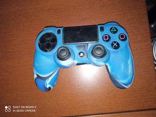 Mando PS4 + Funda