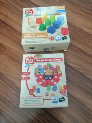 juguetes estimular inteligencia niños