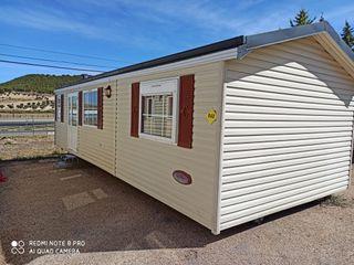 Casa movil especial para fincas y camping