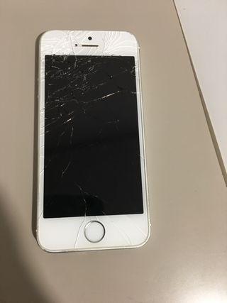 iPhone 5s 16GB Plateado