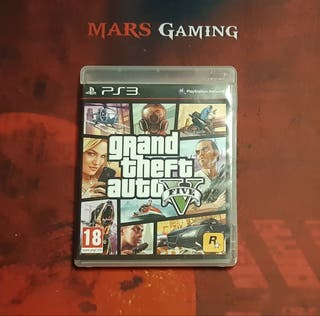GTA5 - GTAV - Grand Theft Auto 5 - Juegos PS3
