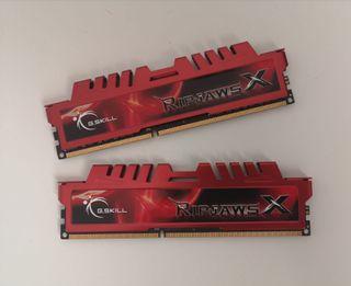 Memória RAM - G.Skill RipJaws XSeries 8GB (2 x 4)