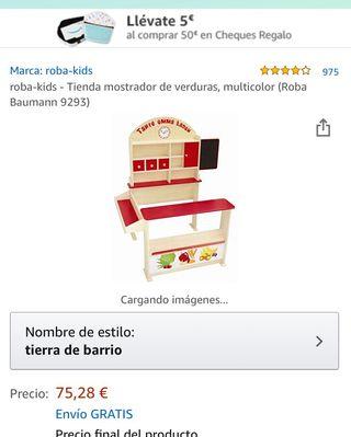 Supermercado de madera