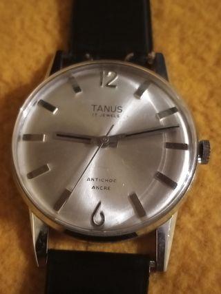 reloj tanus vintange sin estrenar