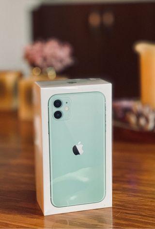 iPhone 11 64GB Verde PRECINTADO!!!