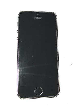 Iphone 5S libre 16 GB negro