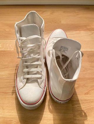 Converse All Star, talla 46.5 (12 UK)