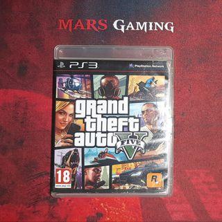 GTA5 - GTAV - Grand Theft Auto 5 - Juegos PS3