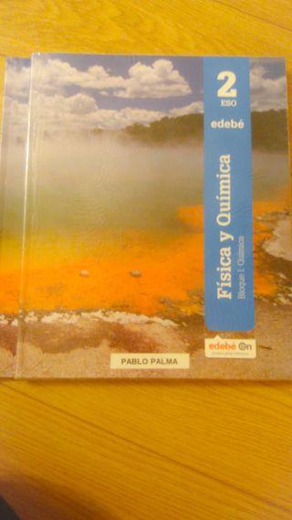 Libro de física y química 2 ESO