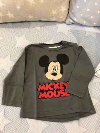 Camiseta de bebé de Zara