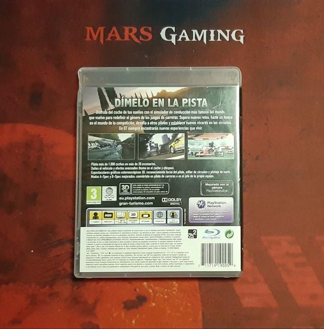 Gran Turismo 5 - Juegos PS3