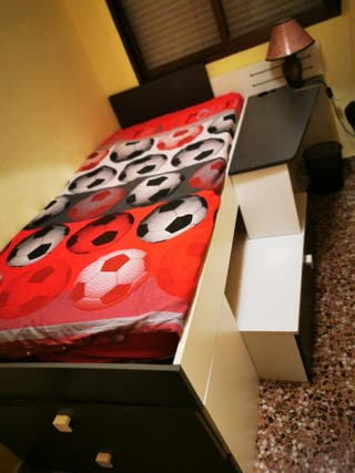 Vendo cama infantil juvenil