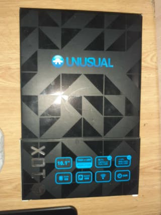 Tablet unusual 10x