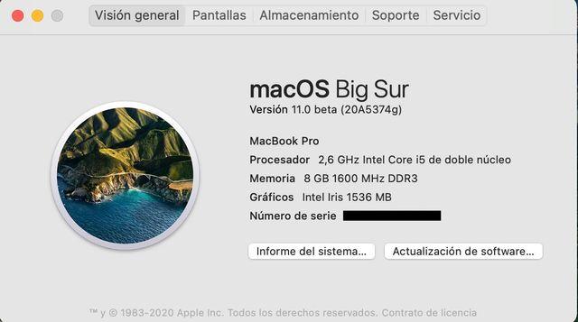 MacBook Pro Retina 13 2014