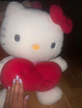 Peluche Hello Kitty grande