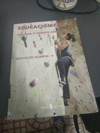 Libro de educación física de 3° y 4°ESO