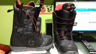botas nuevas snow Burton N.42