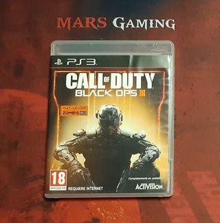 Call of Duty Black Ops 3 - Juegos PS3
