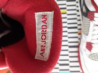 Jordan 4 Retro Fire Red 2012