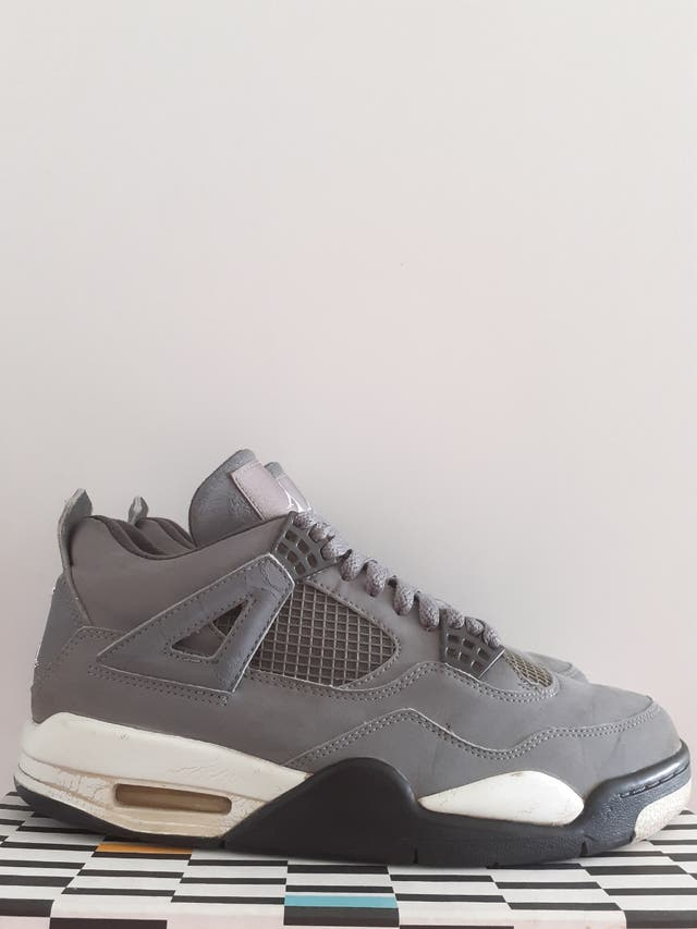 Jordan 4 Retro Cool Grey 2004