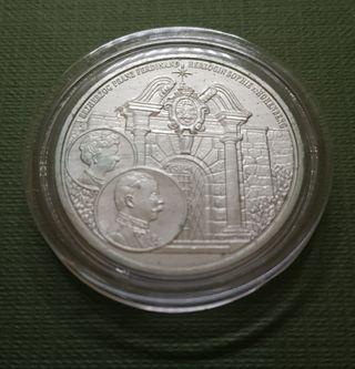 Moneda 10 euros Austria 2004 - Castillo Artstetten