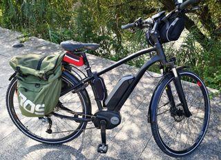 bici eléctrica orbea keram confort 20
