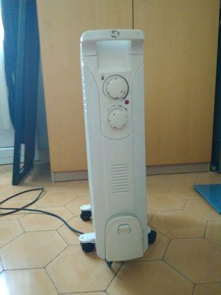 radiador/estufa para frio