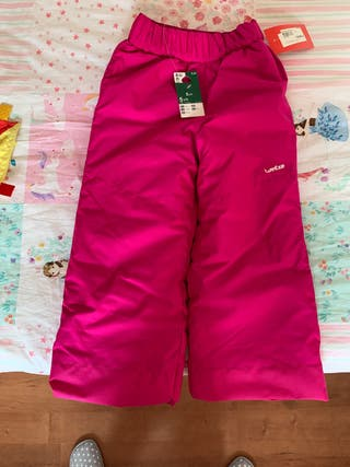 Pantalones esquí infantil