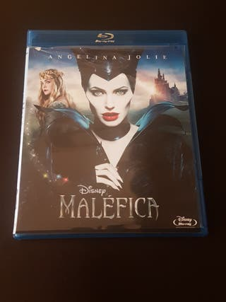 MALÉFICA. Bluray Disc.