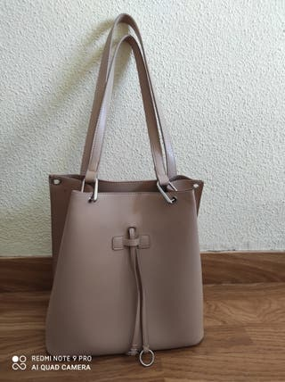 Bolso Shopping Zara