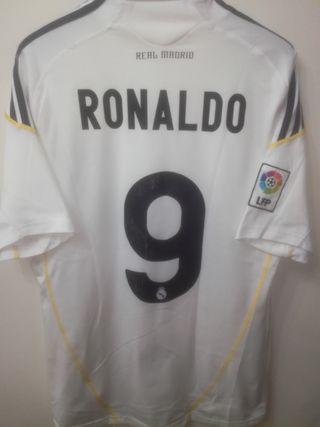 ADIDAS Real Madrid 2009-2010 Cristiano Ronaldo 9