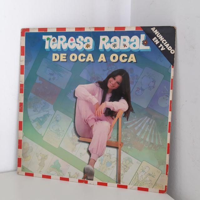 Lote Discos Infantiles / Pipi /Teresa Rabal/ Heidi