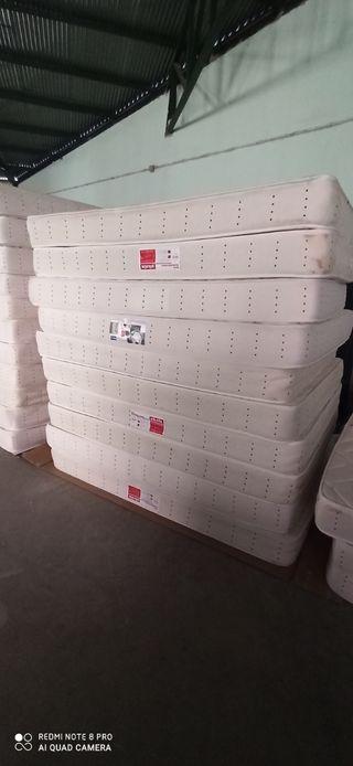lote colchones pikolin 135x190