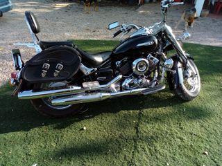 Yamaha Drastar 650