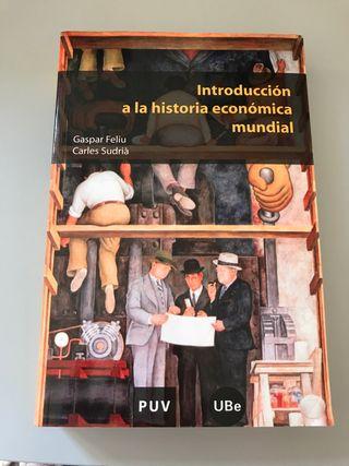 Libro introducción a la historia económica mundial